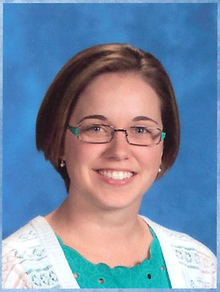 Mrs. Stacey Fisher, M.Ed