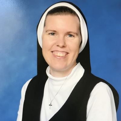 Sr. Alison Green, SSMO, MAT, English, Archdiocesan certification in Religion