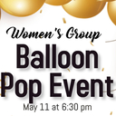 Balloon Pop Event (Women's Group)