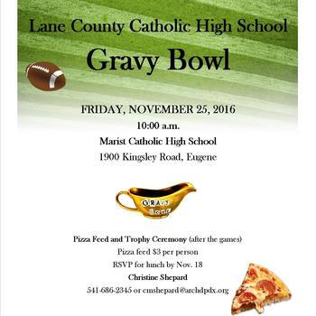 High School Gravy Bowl