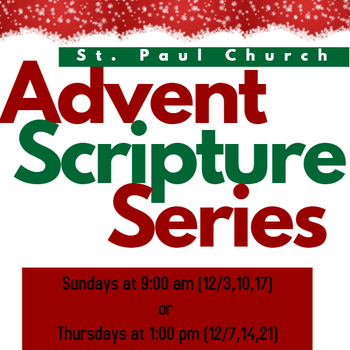 Advent Scripture Study
