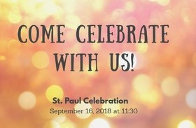St. Paul Celebration and Ministry Fair