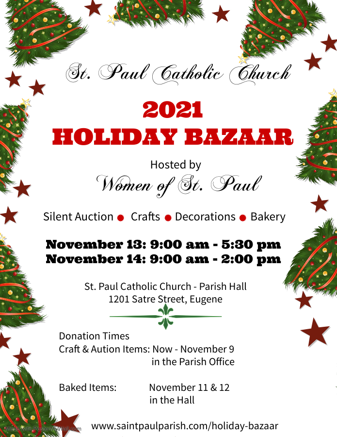 St. Paul Holiday Bazaar