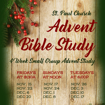 Advent Group Study