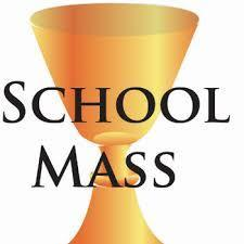 School Mass with Archbishop Sample