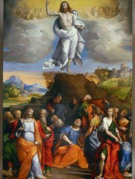 Holy Day of Obligation: Ascension of Jesus
