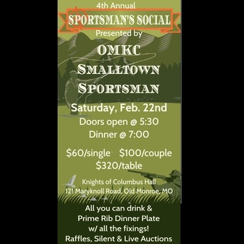 4th Annual Sportsman Social