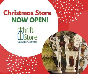 Christmas Store Now Open