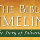 THE BIBLE TIMELINE - Mondays at 6:30