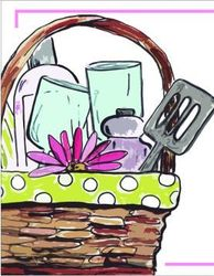 Save the Date ~ Basket Party