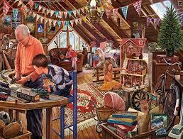 Attic Treasures ~ It's time to clean out the Attic!