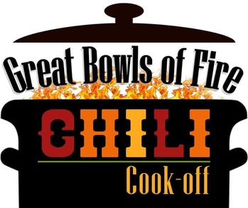 5th Annual Chili Cook-off January 25, 2020 ~ 6-8 PM