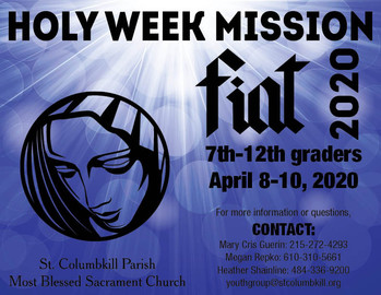 Virtual Family Holy Week Mission