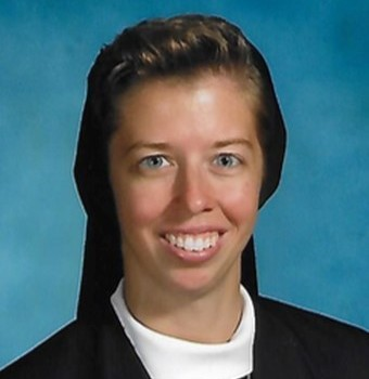 Sister Christina Marie Roberts, IHM Profession of Final Vows