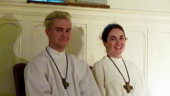 Newly Commissioned Eucharistic Ministers