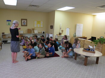 Faith Formation: Children and Youth