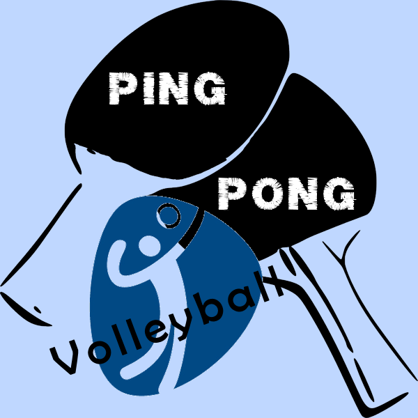 Volleyball-Ping Pong Mondays