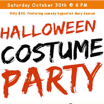 Halloween Costume Party and Dinner