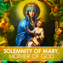Vigil for the Solemnity of Mary
