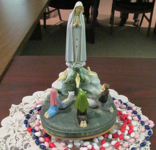 Allington to speak to Rosary Makers
