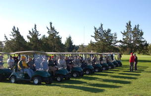 KC council sponsors charity golf event