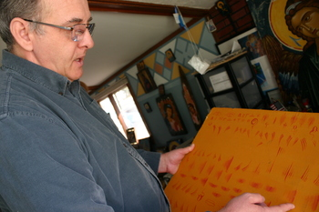 Local iconographer to visit St. Bernard