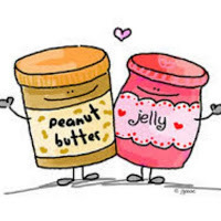 Peanut butter and jelly weekend