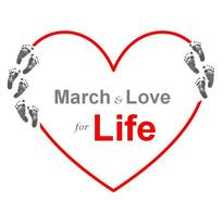 March & Love for Life on Jan. 22