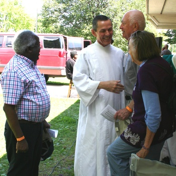 St. Francis picnic in Milwaukee