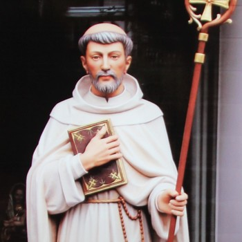 St. Bernard feast day