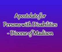 Parish needs disability liaison