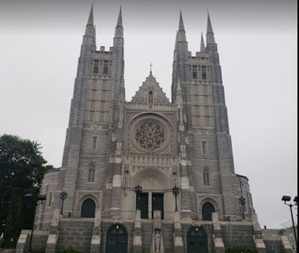 Basilica of Saints Peter and Paul in Lewiston, Maine