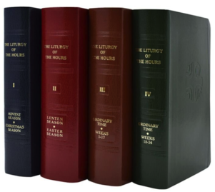 Liturgy of the Hours book set