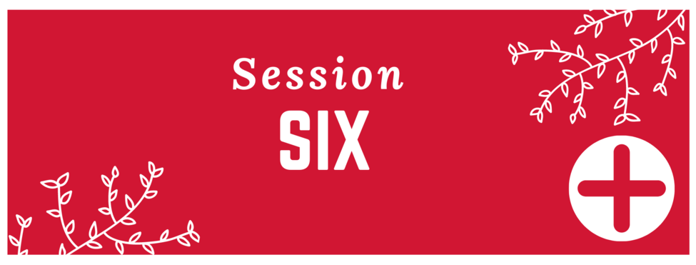 Reconciliation Session Six Banner