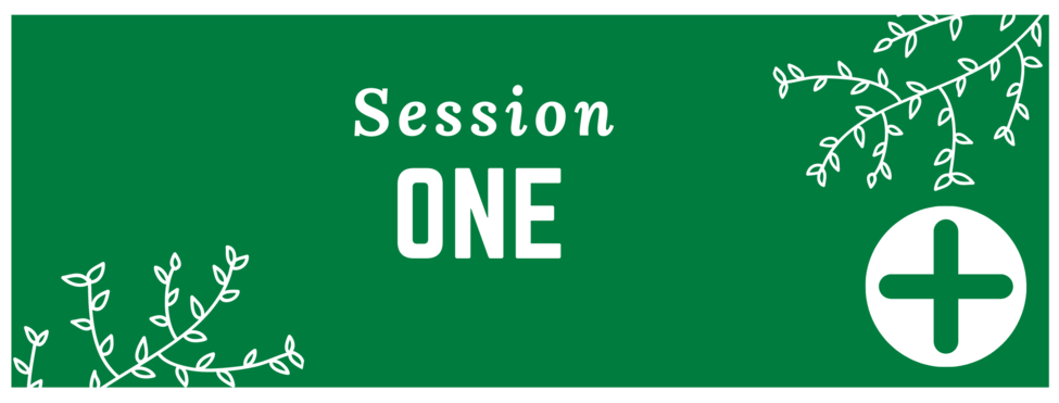 Reconciliation Session One Banner