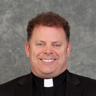 Father Jeff Belger