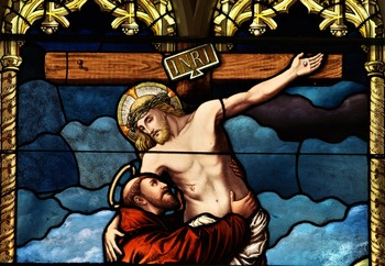 Last Stations of the Cross in Lent