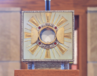 Adoration Chapel Reopening