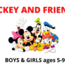 Mickey and Friends Summer Camp