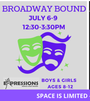 Broadway Bound Camp