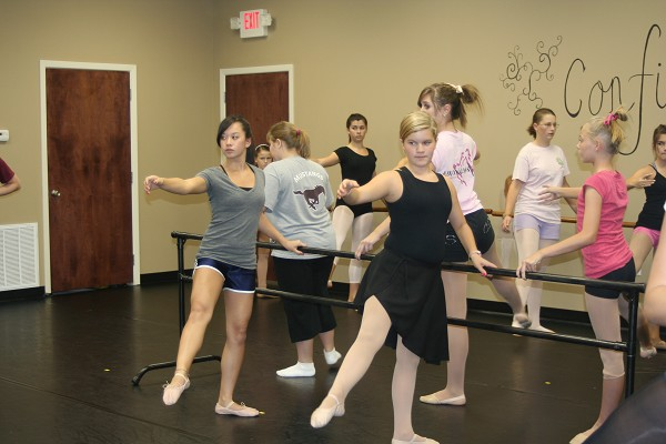 Ballet Camp- Session I