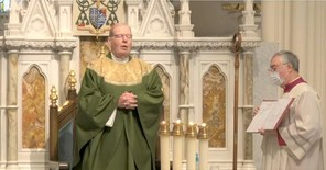 Bishop Deeley Discusses Elections, Civic Duty, and How to Apply the Structure of Jesus to Both