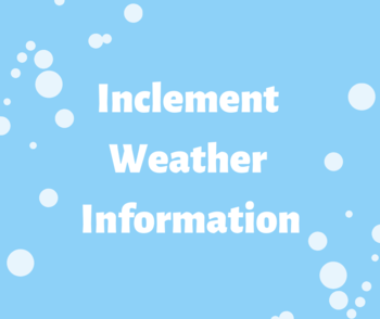 All afternoon & evening activities canceled on Tuesday