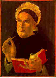 Our Patron Saint Thomas Aquinas