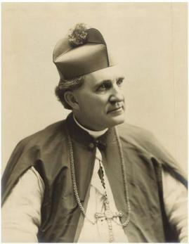 Most Reverend Joseph Henry Conroy Third Bishop of Ogdensburg (1921-1939)