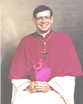 Most Reverend Gerald Michael Barbarito Twelfth Bishop of Ogdensburg (2000-2003)