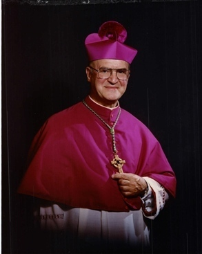 Most Reverend Stanislaus J. Brzana Tenth Bishop of Ogdensburg (1968-1994)