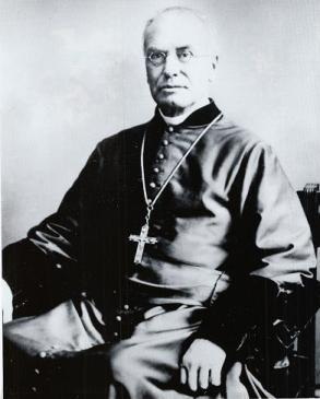 Most Reverend Edgar P. Wadhams
