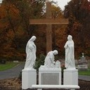 Cemetery Fall Clean up
