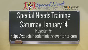 Assisting Adults and Children with Special Needs in a Church Setting